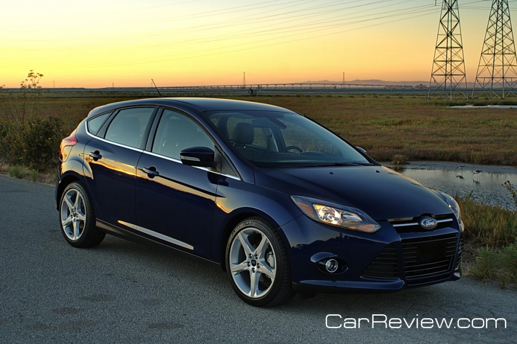 2012 Ford Focus Kinetic exterior design