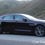 2012 Jaguar XJL Supersport