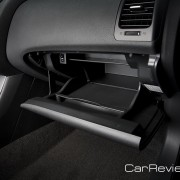 Nissan Altima glovebox