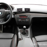 BMW 1 Series M Interior
