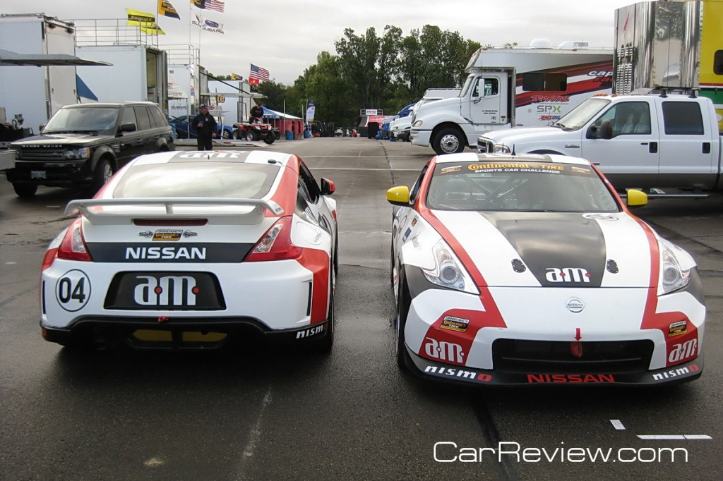 A.M. Performance Nissan 370Z cars 04 and 05