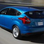 Ford Focus SE rear