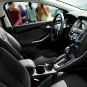 Ford Focus Titanium interior 2
