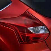 Ford Focus Titanium taillight