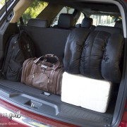 2012 GMC Acadia Denali Storage Space