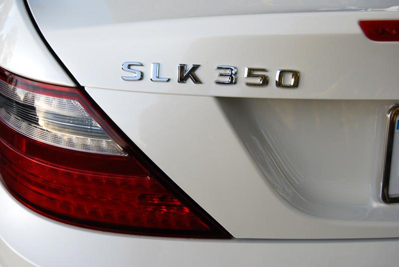 2012 Mercedes-Benz SLK350