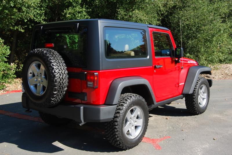 2012 Jeep Wrangler Rebicon 4X4
