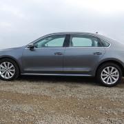 2012 Volkswagen Passat 2.5 SEL