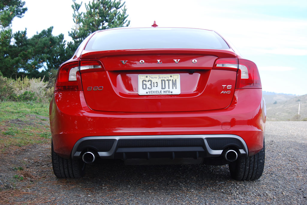 2012 Volvo S60 T6R | Car Reviews and news at CarReview.com
