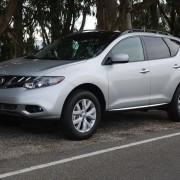 2012 Nissan Murano SL FWD