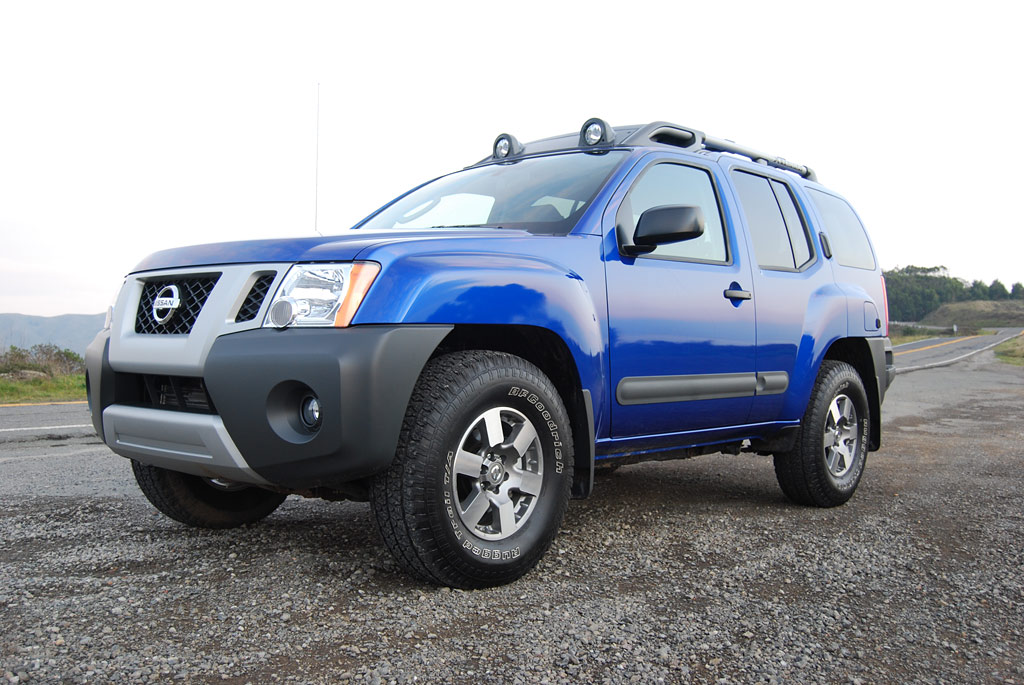 2012 nissan xterra pro 4x review car reviews and news at. Black Bedroom Furniture Sets. Home Design Ideas
