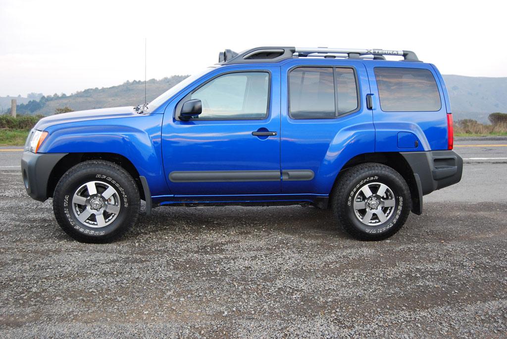 2012 Nissan Xterra Pro 4X