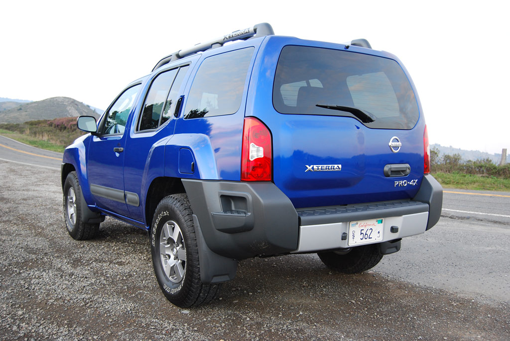 2012 nissan xterra pro 4x car reviews and news at. Black Bedroom Furniture Sets. Home Design Ideas