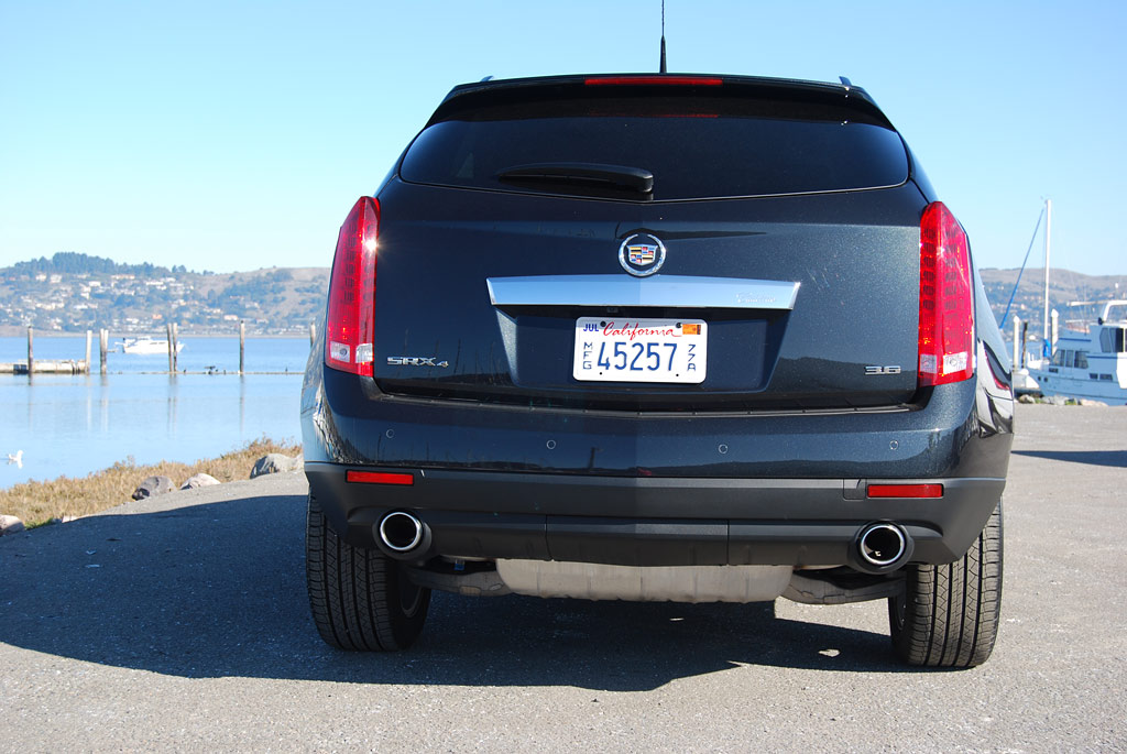 2012 Cadillac SRX AWD Premium Collection