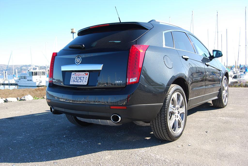 2012 Cadillac SRX AWD Premium Collection
