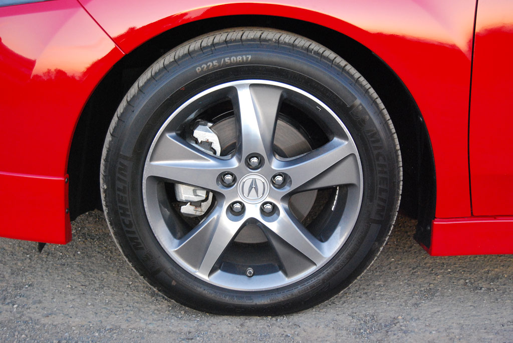 Acura TSX Special Edition Review Car Reviews And News At - Acura tires