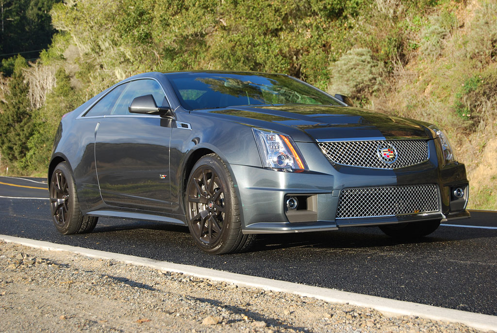 2012 cadillac cts v coupe review car reviews and news at. Black Bedroom Furniture Sets. Home Design Ideas