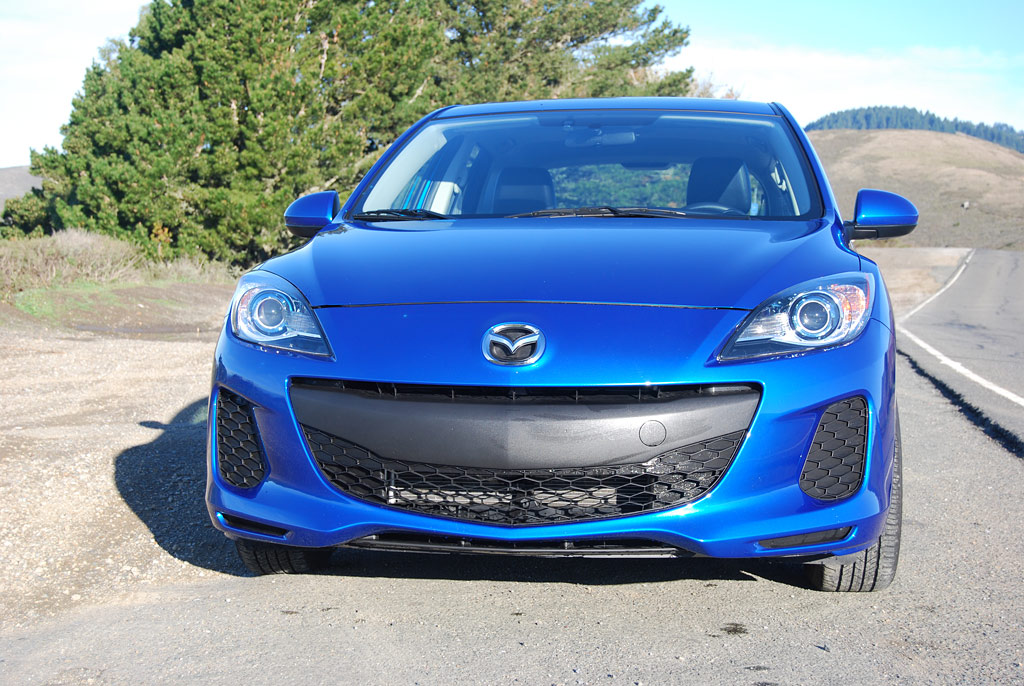 2012 Mazda3 5 Door Grand Touring SkyActiv