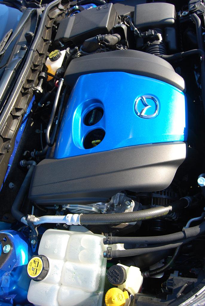 2012 Mazda3 5 Door Grand Touring SkyActiv