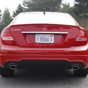 2012 Mercedes-Benz C350