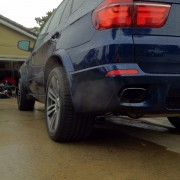Massive X5 rear tire