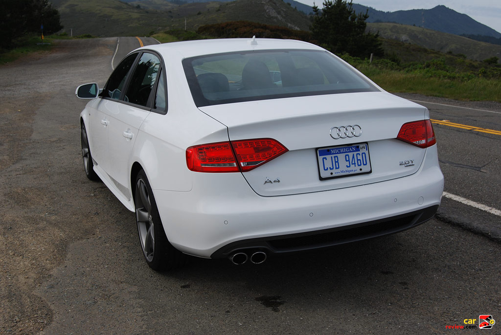 2012 Audi A4 2 0 Sedan Review Car Reviews And News At Carreview Com