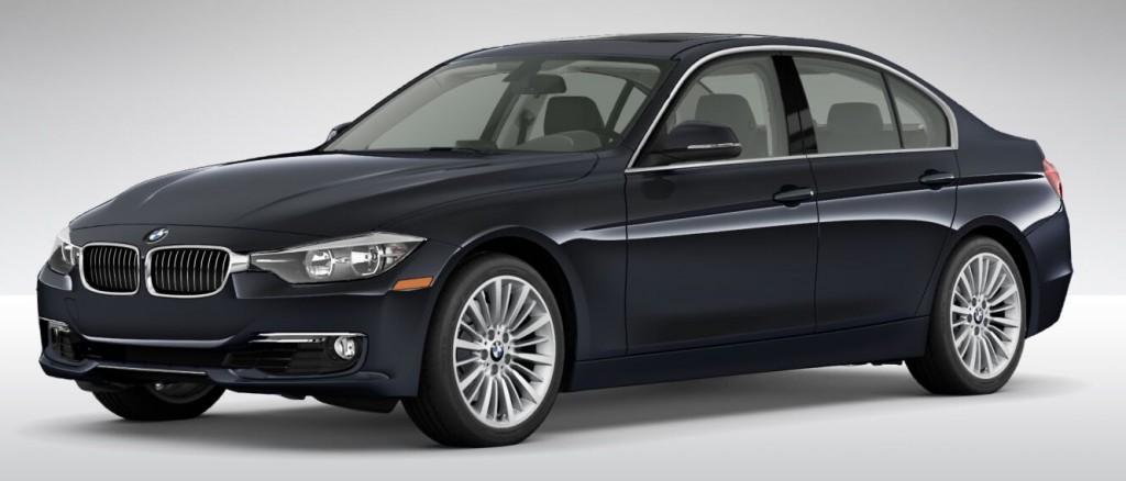 2012 BMW 328i Sedan Luxury Line