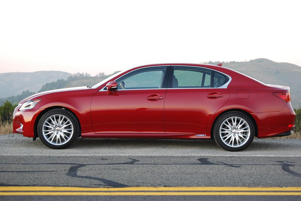 2013 Lexus GS450h