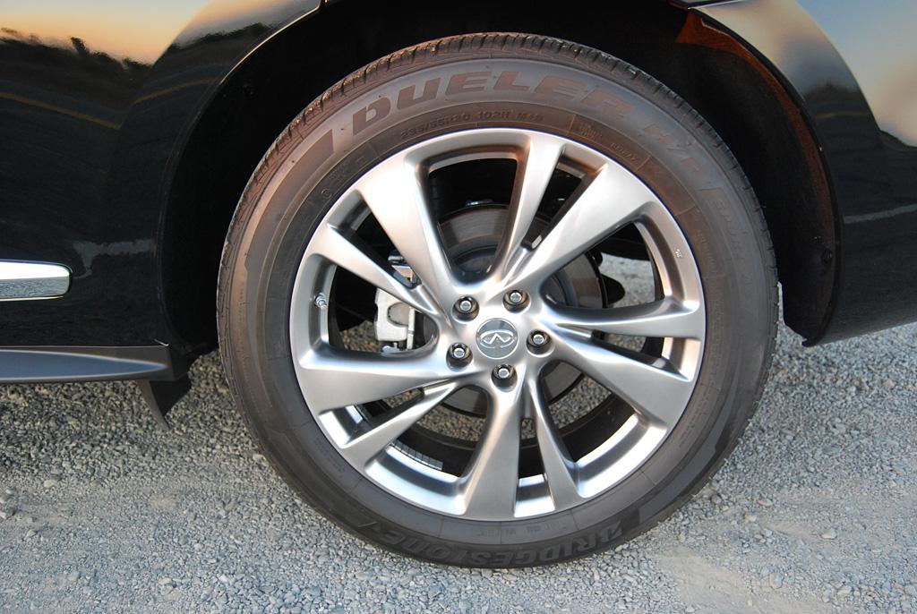 2013 Infiniti JX35 AWD