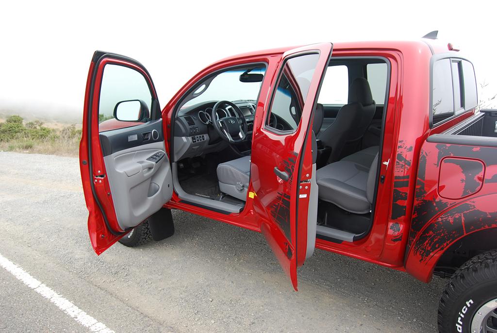2012 Toyota Tacoma Double Cab 4x4