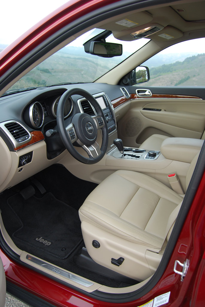 2012 Jeep Grand Cherokee Limited 4x4