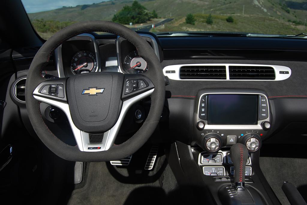 2013 Chevrolet Camaro ZL1 Convertible | Car Reviews and ...2013 Camaro Zl1 Convertible Review