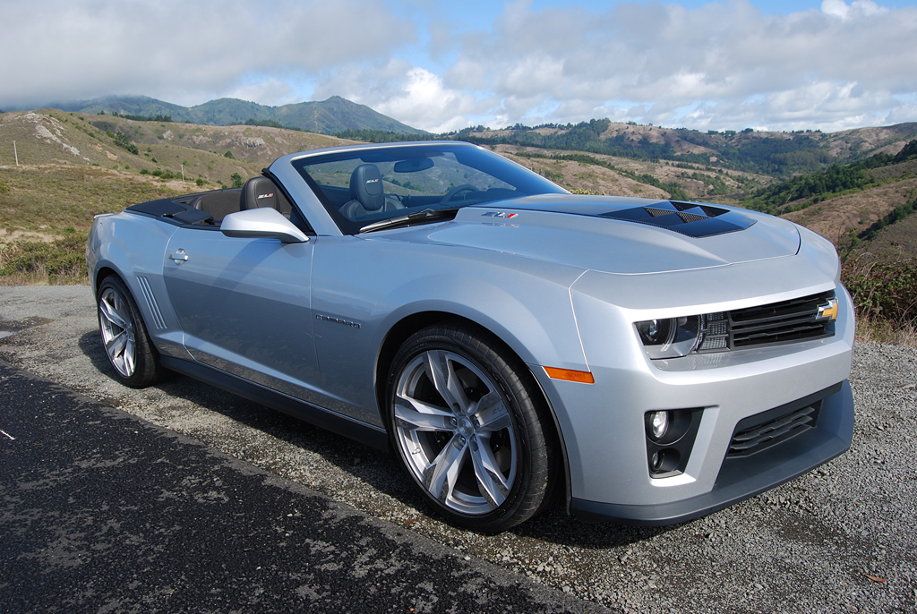 2013 chevrolet camaro zl1 convertible review car reviews and news by david colman publicscrutiny Gallery