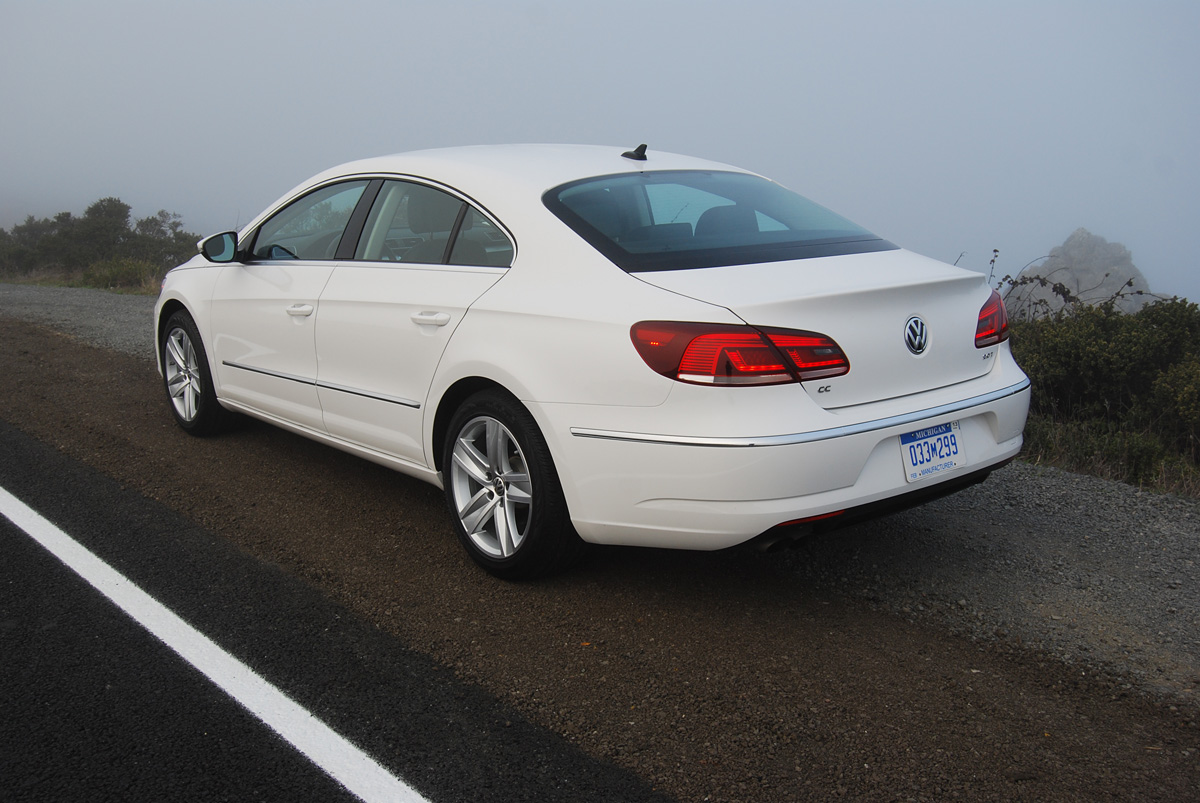2013 volkswagen cc sport review car reviews and news at. Black Bedroom Furniture Sets. Home Design Ideas