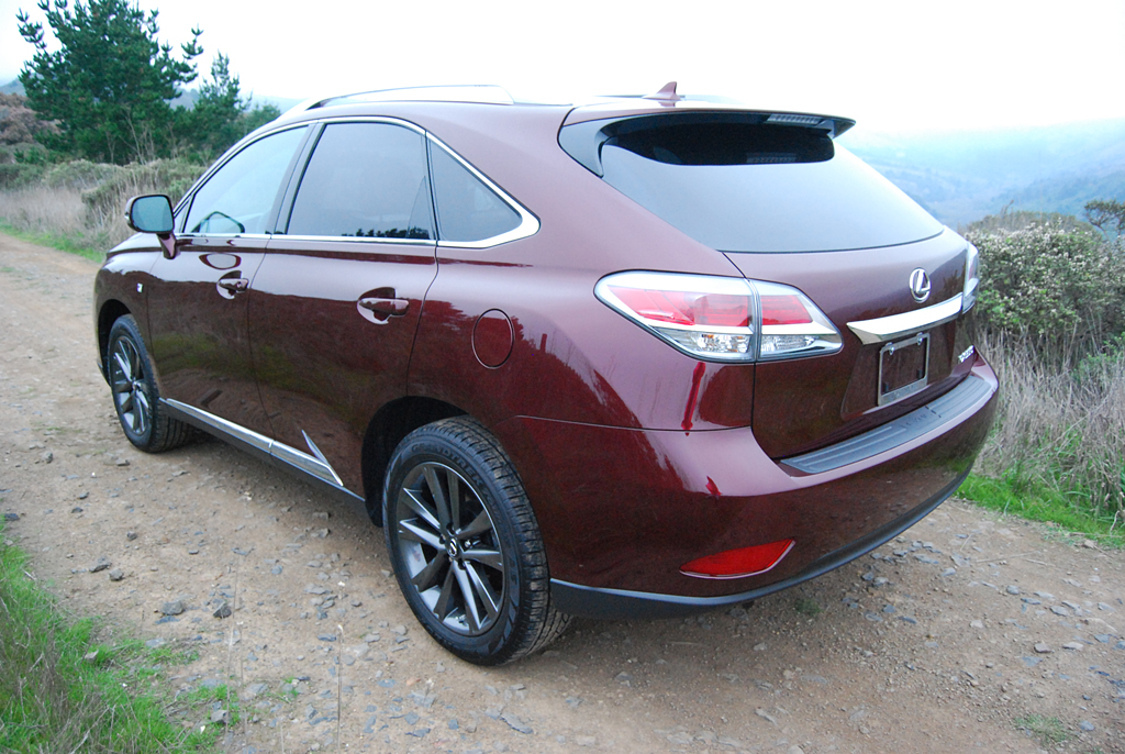 2013 lexus rx 350 review car reviews and news at. Black Bedroom Furniture Sets. Home Design Ideas