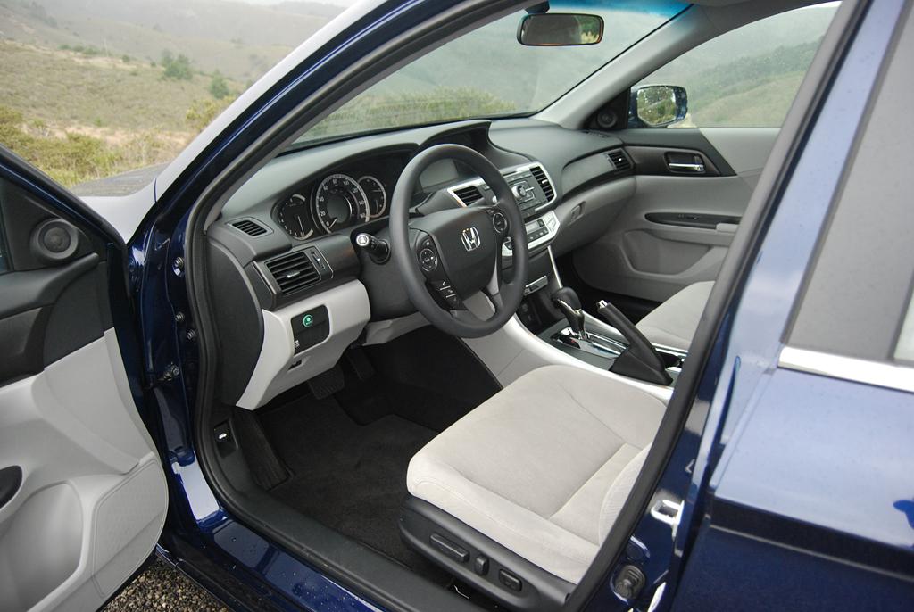 2013 Honda Accord EX 4-DR