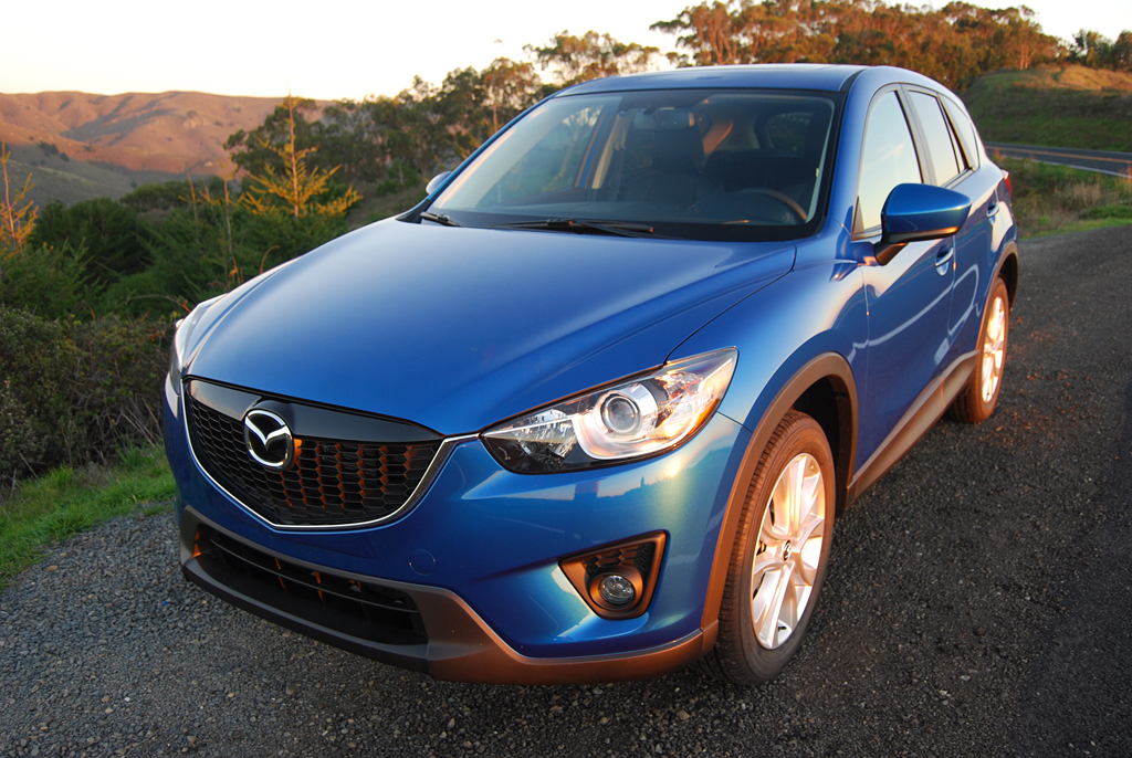 2013 mazda cx 5 grand touring awd review car reviews and news at. Black Bedroom Furniture Sets. Home Design Ideas