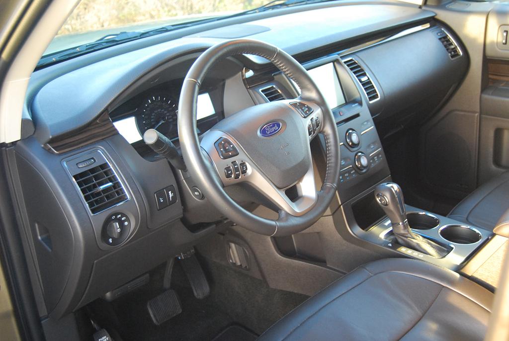 2013 Ford Flex-SEL AWD