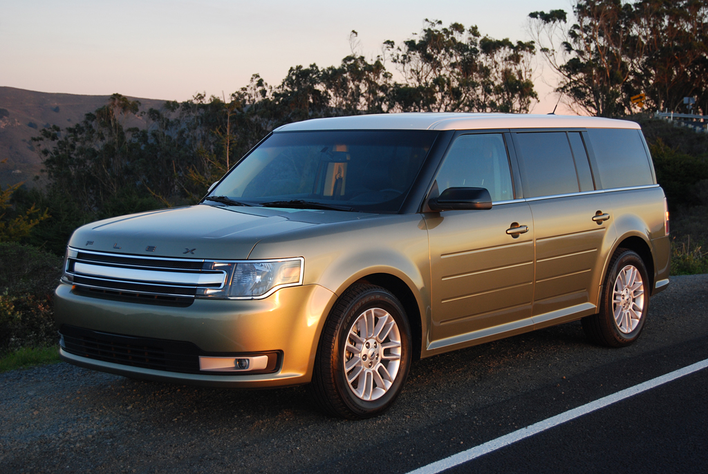 2013 Ford Flex-SEL AWD