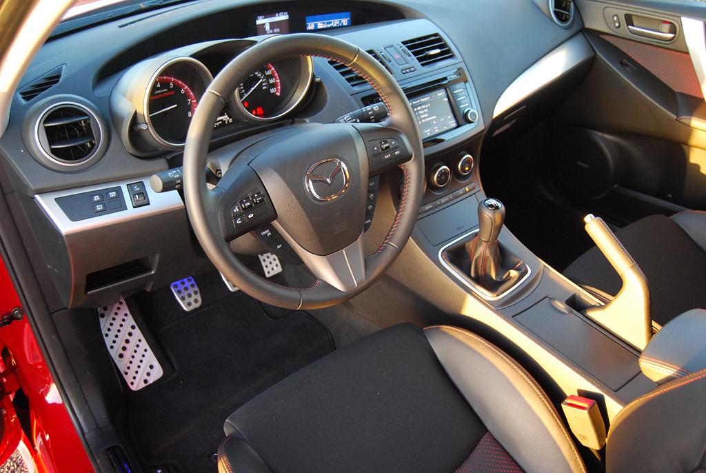 2013 Mazdaspeed3 Touring