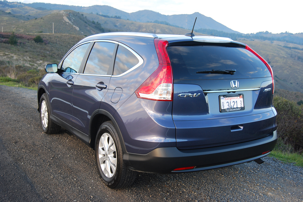 2013 honda cr v ex l awd review car reviews and news at. Black Bedroom Furniture Sets. Home Design Ideas