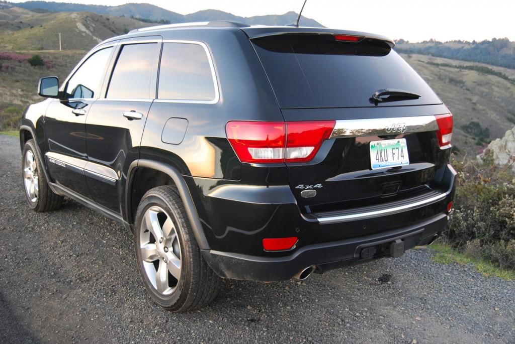 2013 Grand Cherokee Overland 4x4