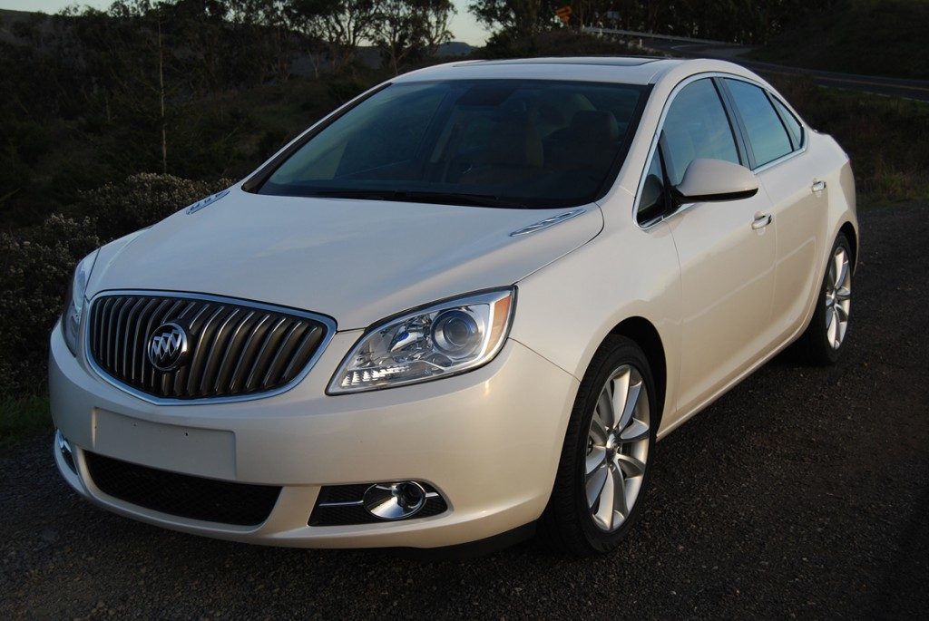 2013 Buick Verano Turbo Car Reviews And News At Carreview Com