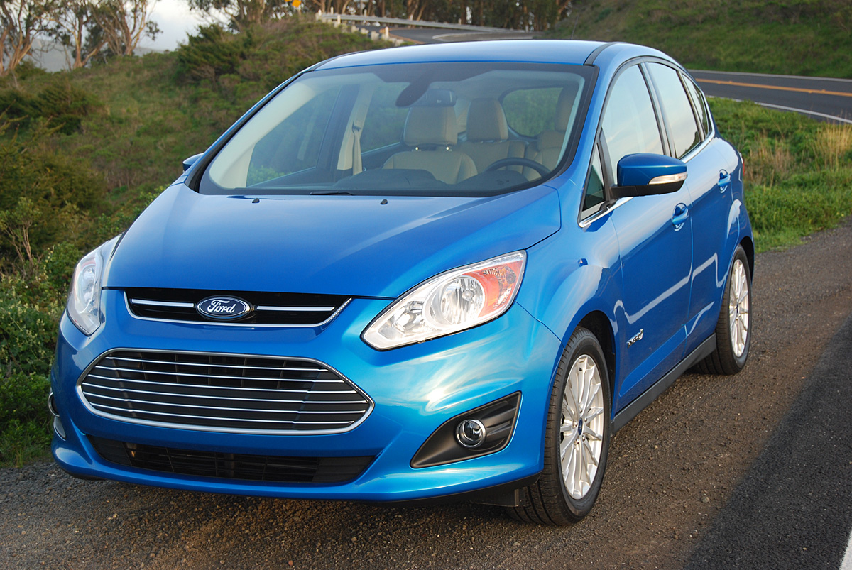review 2013 ford c max hybrid car reviews and news at. Black Bedroom Furniture Sets. Home Design Ideas