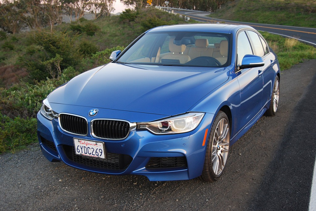 2013 Bmw 335i Sedan Car Reviews And News At Carreview Com
