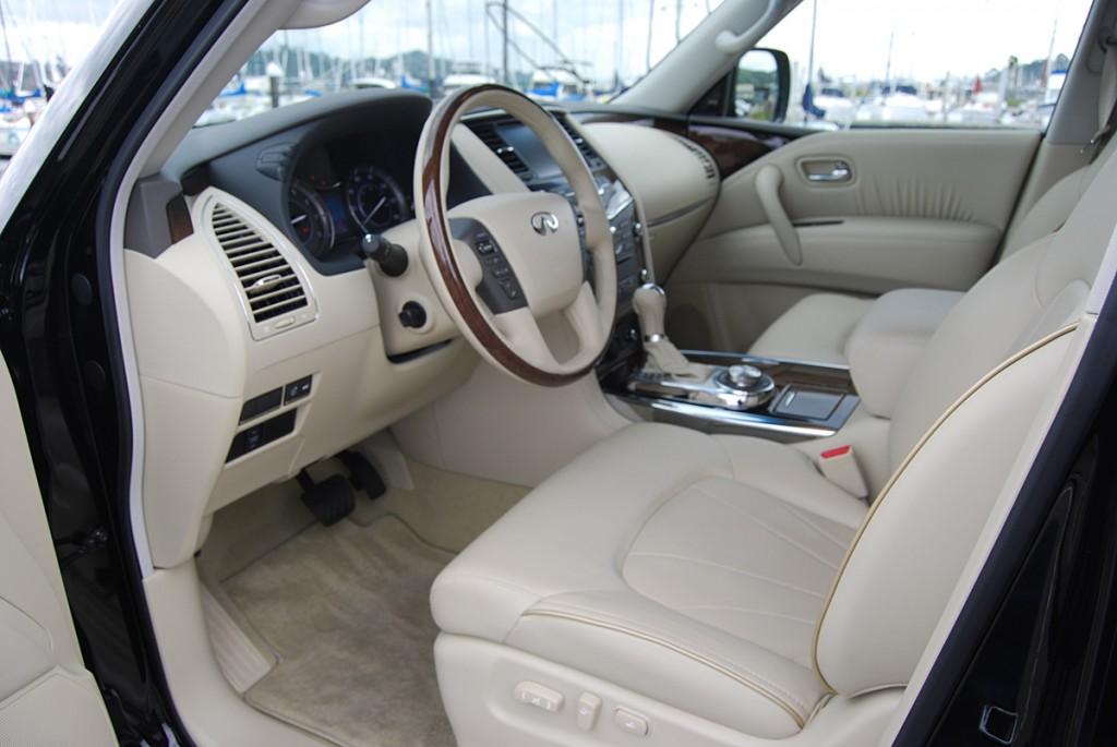 2013 Infiniti QX56 4WD