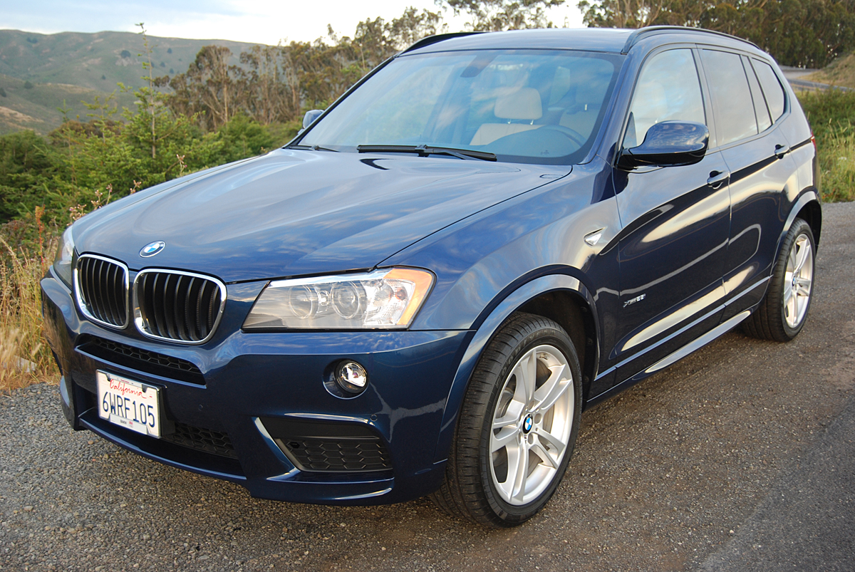 review 2013 bmw x3 xdrive28i car reviews and news at. Black Bedroom Furniture Sets. Home Design Ideas