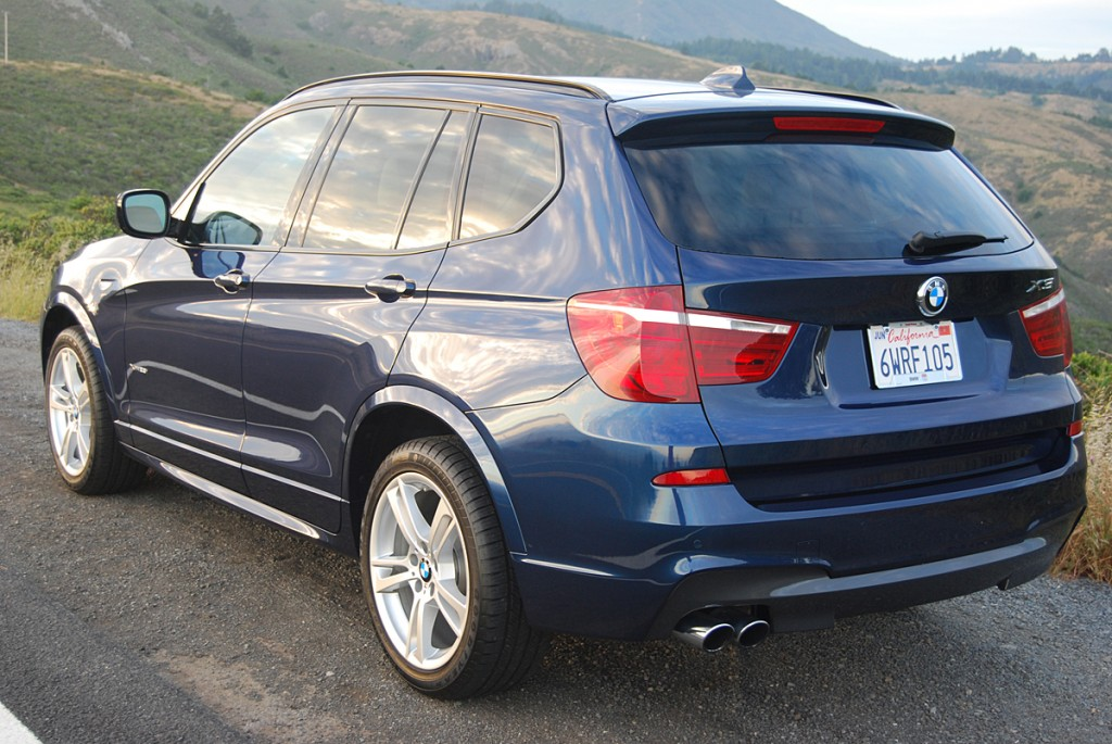 2013 Bmw X3 Xdrive28i Car Reviews And News At Carreview Com