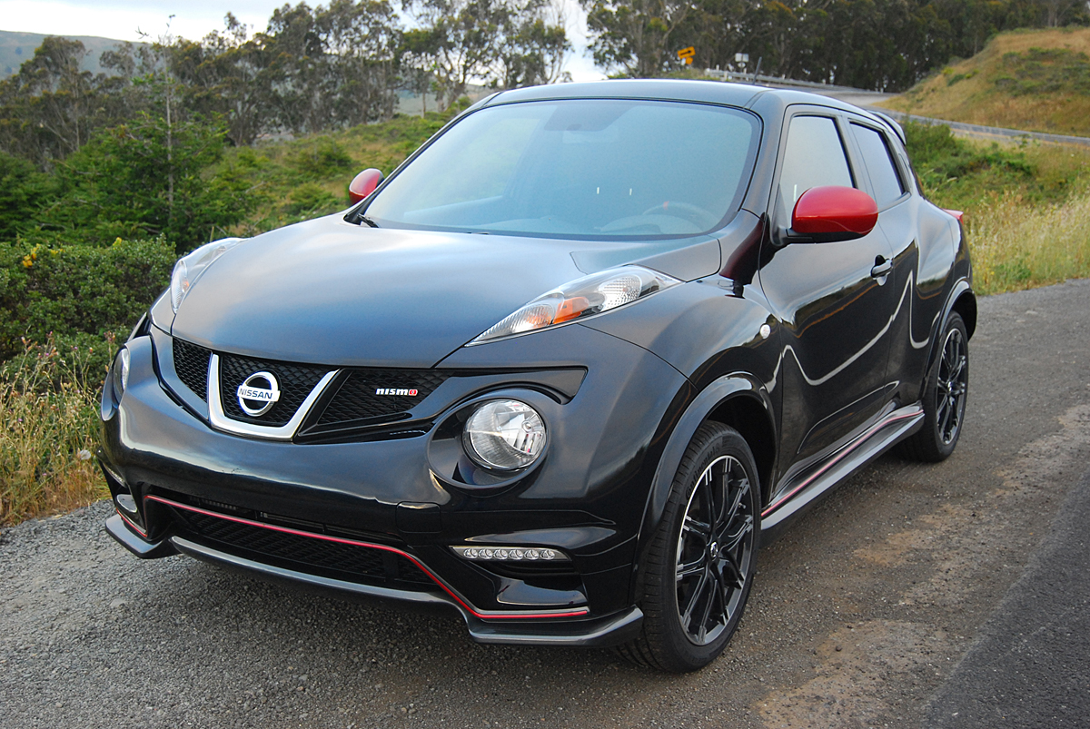 review 2013 nissan juke nismo car reviews and news at. Black Bedroom Furniture Sets. Home Design Ideas
