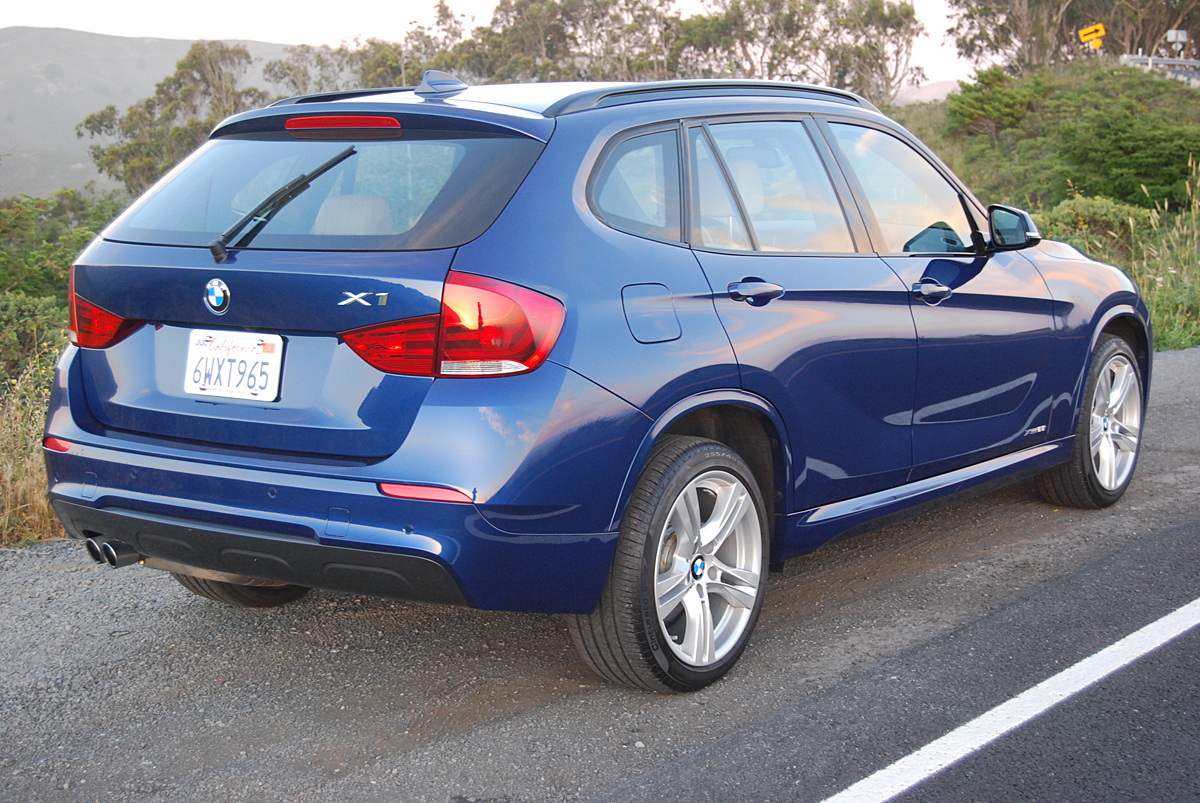 The X1 Carries BMWs